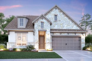 Brunswick - Bridgeland: Cypress, Texas - M/I Homes