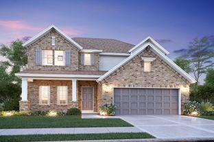 Claremont - Bridgeland: Cypress, Texas - M/I Homes
