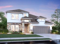 Juneau - Bridgeland: Cypress, Texas - M/I Homes