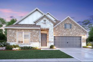 Norfolk - Bridgeland: Cypress, Texas - M/I Homes