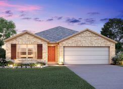 Dawson - Magnolia Ridge: Magnolia, Texas - M/I Homes