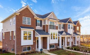 The Towns at Cherry Hill by M/I Homes in Detroit Michigan