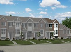 Harper - The Towns at Cherry Hill: Canton, Michigan - M/I Homes