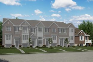 Laurel - The Towns at Cherry Hill: Canton, Michigan - M/I Homes