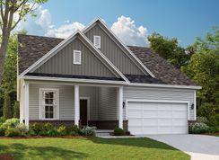 Ashland - Green Oak Crossing: Brighton, Michigan - M/I Homes