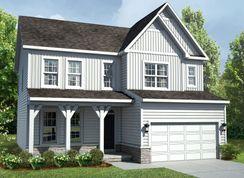 Cahill - Green Oak Crossing: Brighton, Michigan - M/I Homes