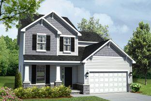 Erie 2 - Green Oak Crossing: Brighton, Michigan - M/I Homes