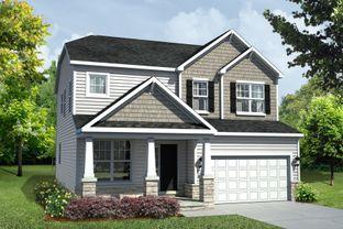 Madison - Green Oak Crossing: Brighton, Michigan - M/I Homes