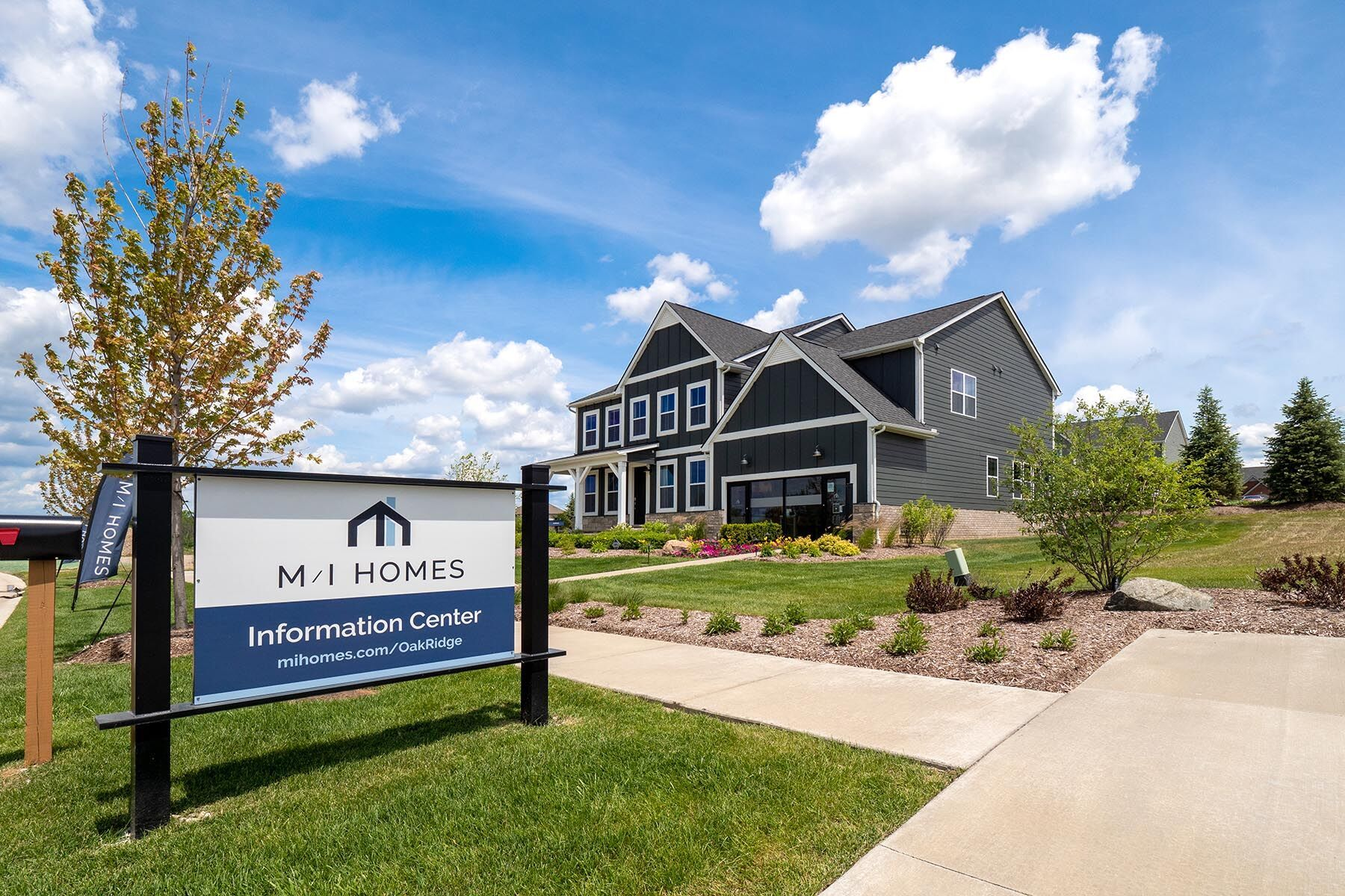 'Oak Ridge' by M/I Homes-Michigan in Detroit
