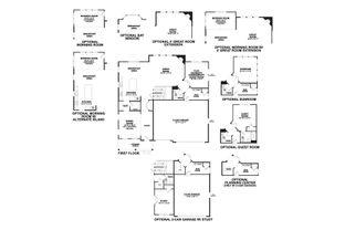 Ashford - Oak Ridge: South Lyon, Michigan - M/I Homes