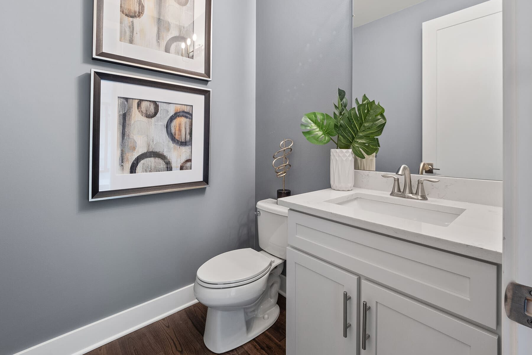 Bathroom featured in the Ashford By M/I Homes in Detroit, MI