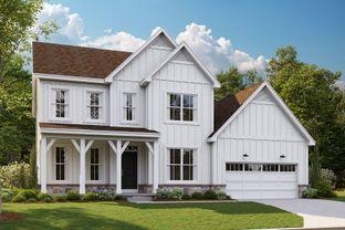 Rochester - Oak Ridge: South Lyon, Michigan - M/I Homes
