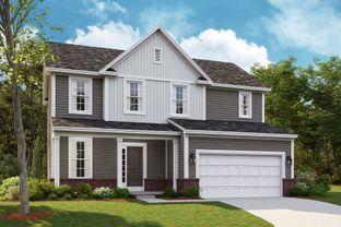 Dearborn - Park Creek: Canton Township, Michigan - M/I Homes