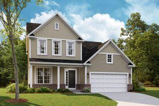 Erie 2 - Park Creek: Canton Township, Michigan - M/I Homes