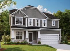 Findlay - Park Creek: Canton Township, Michigan - M/I Homes