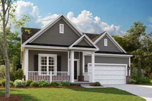 Riverside - Park Creek: Canton Township, Michigan - M/I Homes