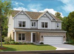 Hampton - Village At Northville: Northville, Michigan - M/I Homes