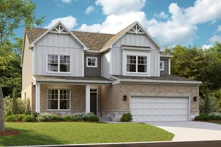 Hudson - Village At Northville: Northville, Michigan - M/I Homes