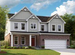 Monterey - Village At Northville: Northville, Michigan - M/I Homes