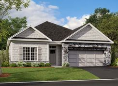 Cedarwood II - Bass Lake Crossing: Corcoran, Minnesota - M/I Homes