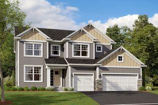 Alexander - Island View Estates: Waconia, Minnesota - M/I Homes