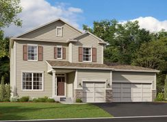Beckett - River Hills: Dayton, Minnesota - M/I Homes