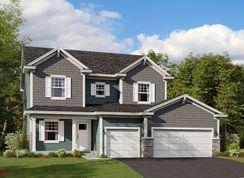 Taylor - Vista Pointe: Saint Michael, Minnesota - M/I Homes