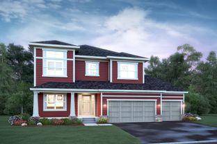 Zachary - Island View Estates: Waconia, Minnesota - M/I Homes