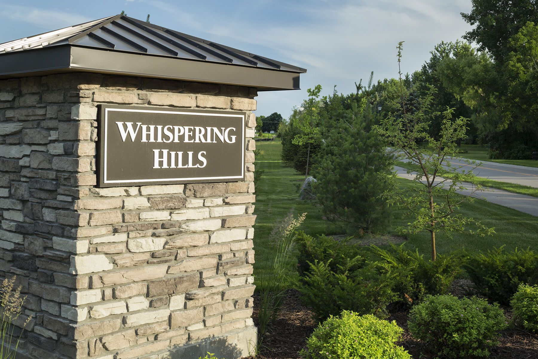 'Whispering Hills Townhomes' by M/I Homes-Minneapolis in Minneapolis-St. Paul