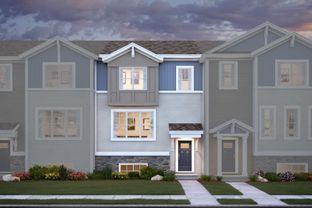 Avery - Lexington Woods: Roseville, Minnesota - M/I Homes