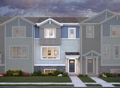 Avery - Gateway at McKnight: North St Paul, Minnesota - M/I Homes