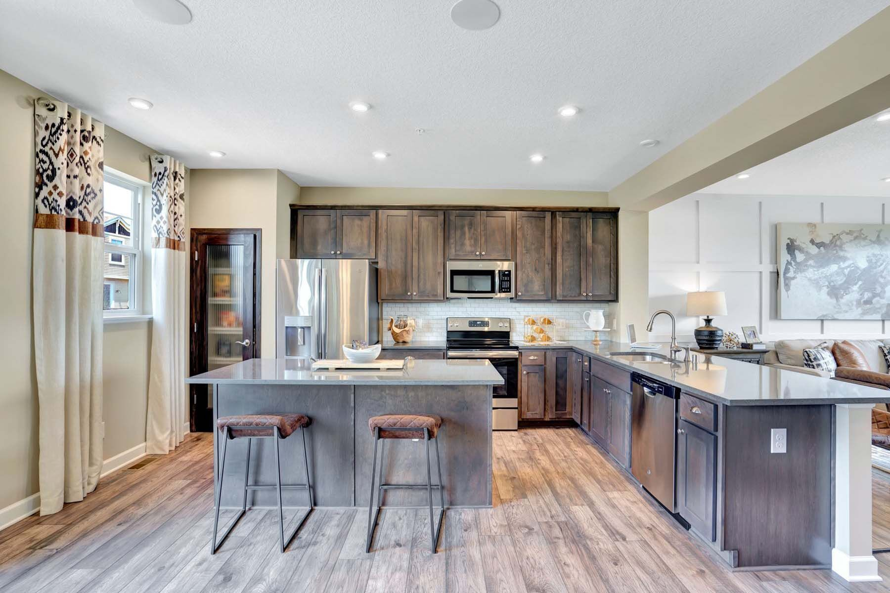 Kitchen featured in the Harrison By M/I Homes in Minneapolis-St. Paul, MN