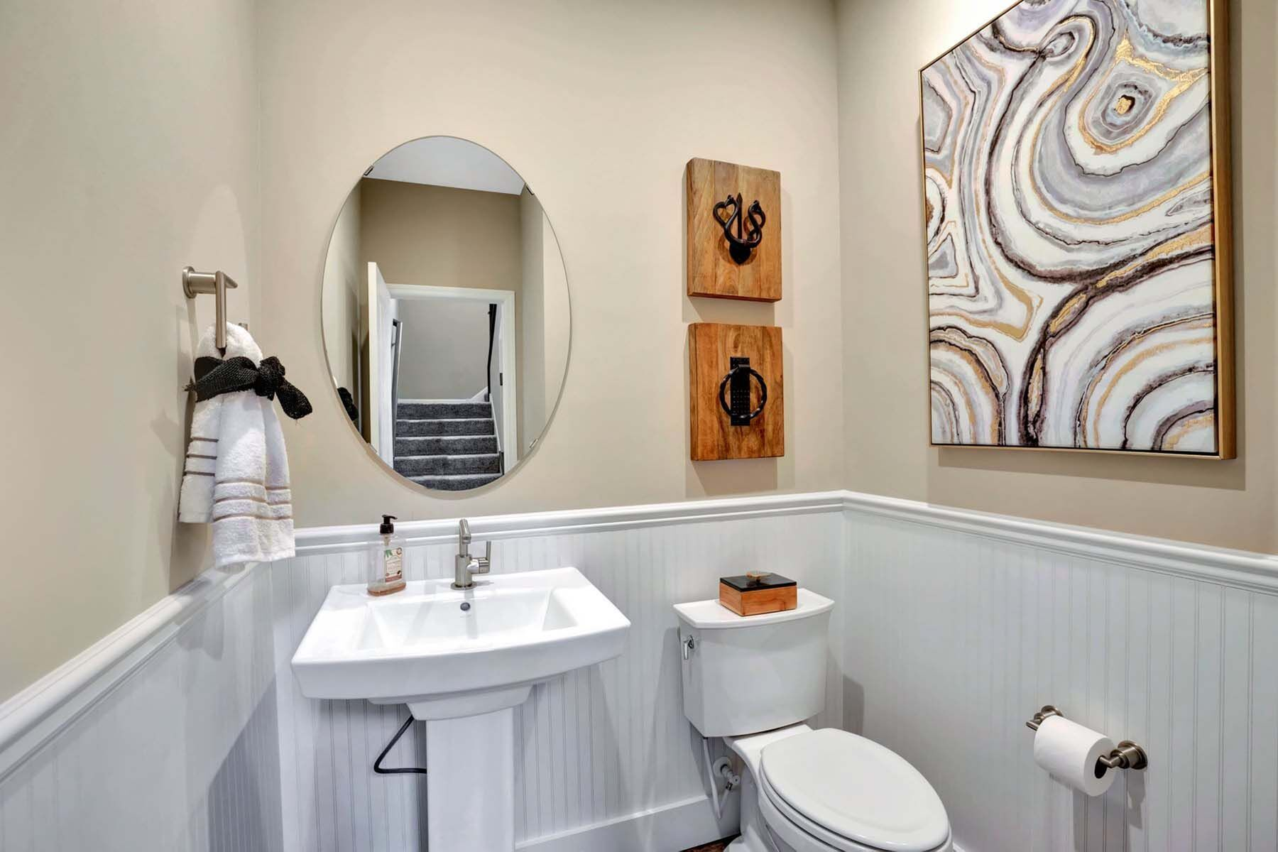 Bathroom featured in the Harrison By M/I Homes in Minneapolis-St. Paul, MN