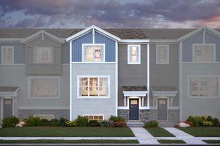 Hudson - Lexington Woods: Roseville, Minnesota - M/I Homes