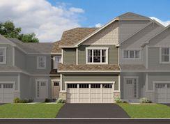 Vermilion - 4 Unit Bldg - Woodward Ponds: Cottage Grove, Minnesota - M/I Homes