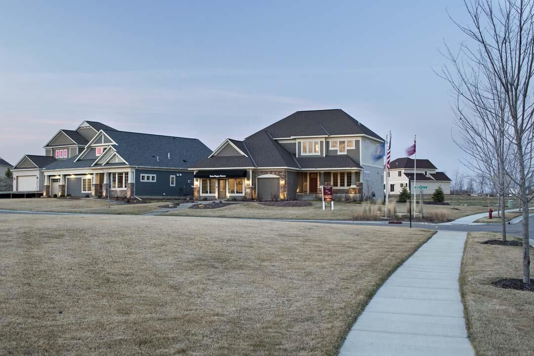 'River Hills' by M/I Homes-Minneapolis in Minneapolis-St. Paul
