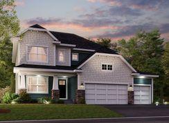 Andrew - Boulder Creek: Otsego, Minnesota - M/I Homes