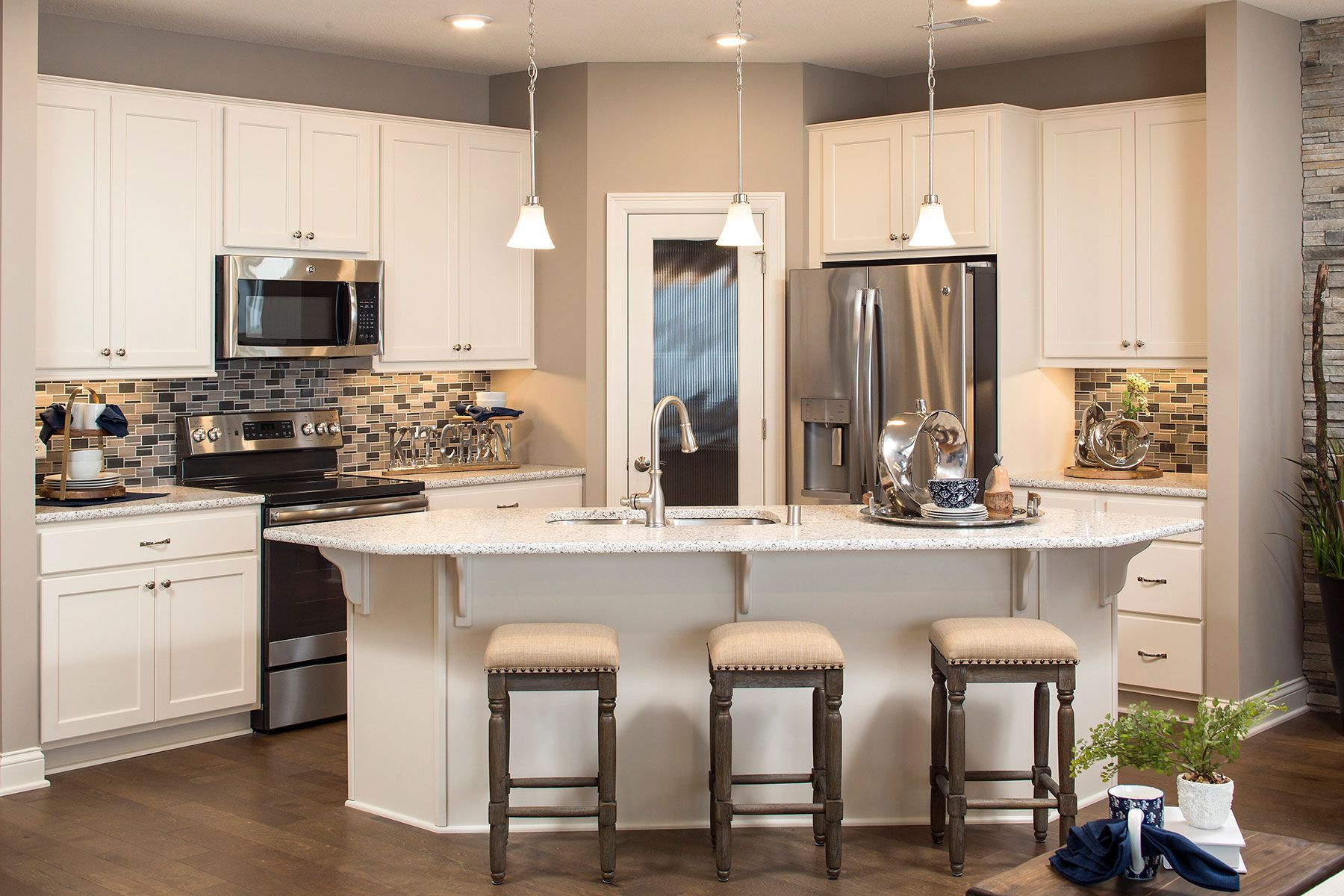 Kitchen featured in the Elmwood IV By M/I Homes in Minneapolis-St. Paul, MN