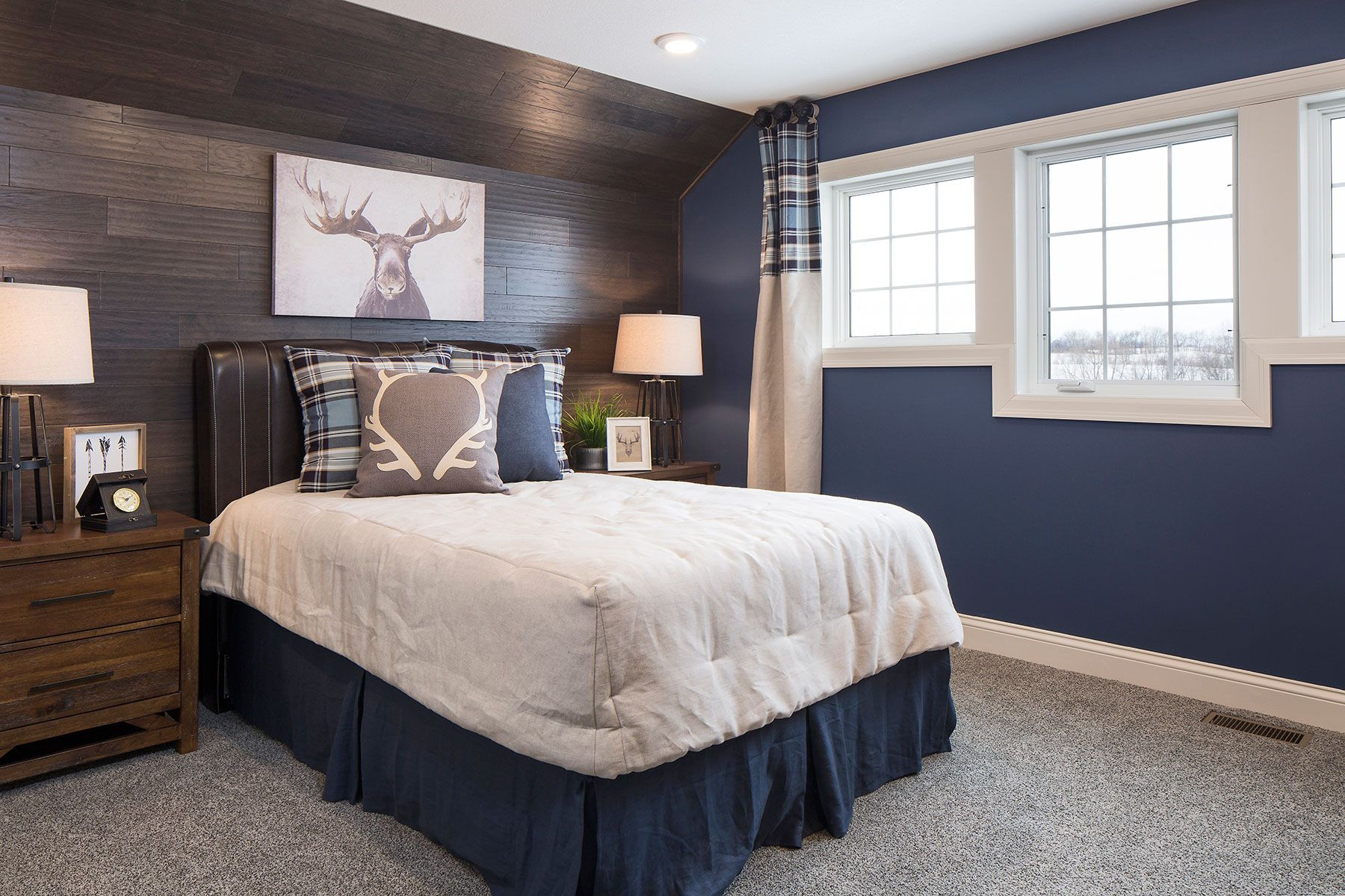 Bedroom featured in the Elmwood IV By M/I Homes in Minneapolis-St. Paul, MN