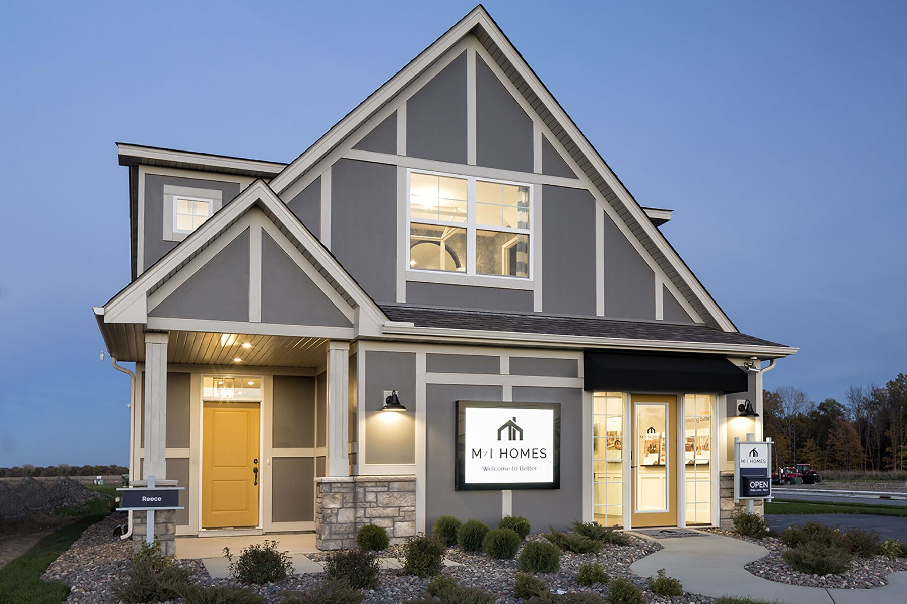 'Bass Lake Crossing' by M/I Homes-Minneapolis in Minneapolis-St. Paul