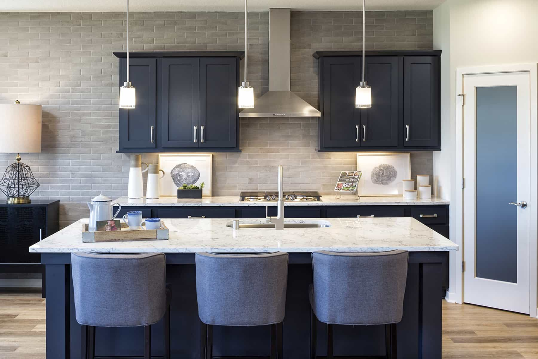 Kitchen featured in the Willow By M/I Homes in Minneapolis-St. Paul, MN