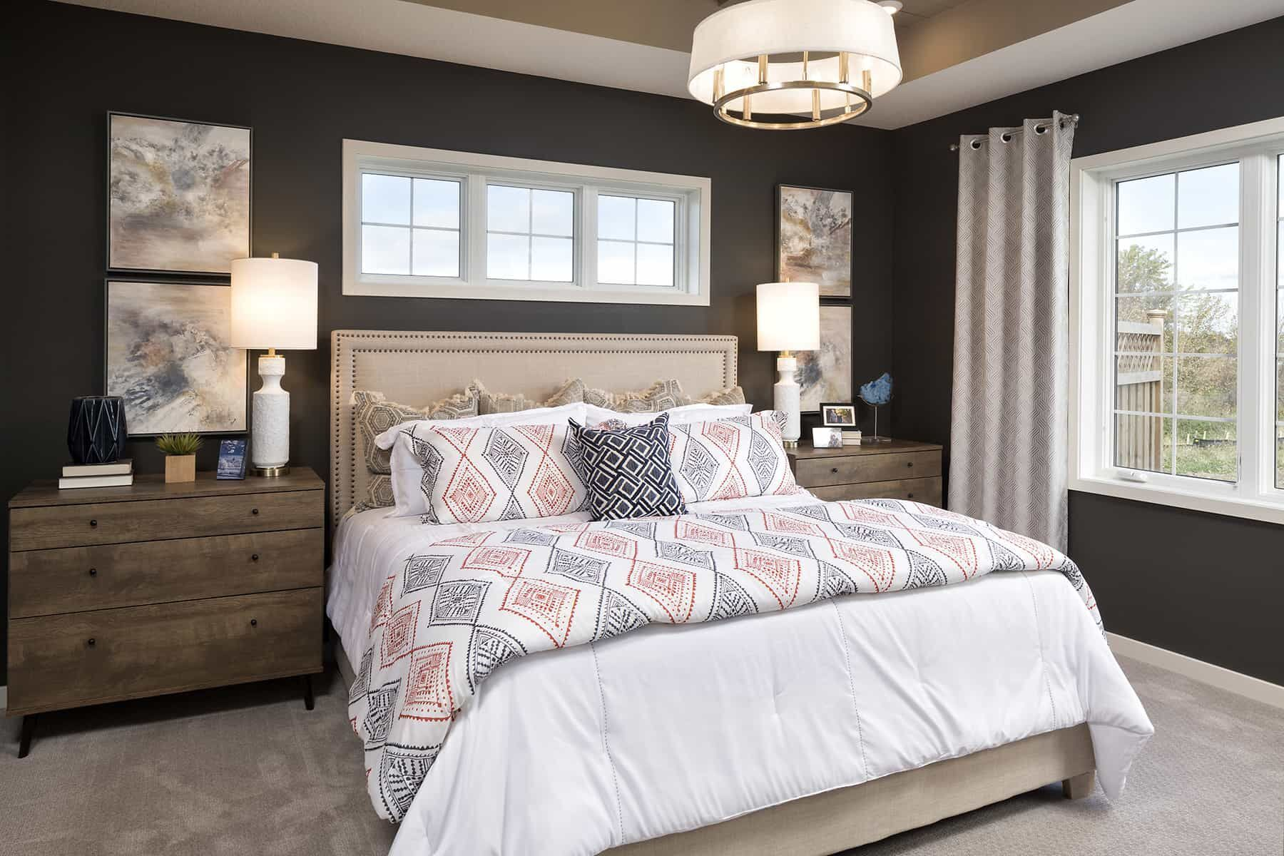 Bedroom featured in the Willow By M/I Homes in Minneapolis-St. Paul, MN