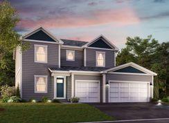 Bentley - North Creek: Farmington, Minnesota - M/I Homes