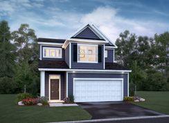 Bradley - North Creek: Farmington, Minnesota - M/I Homes