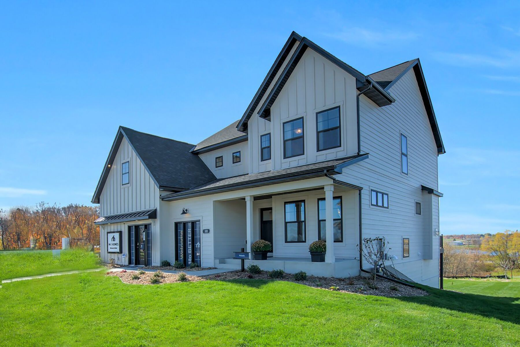 'Island View Estates' by M/I Homes-Minneapolis in Minneapolis-St. Paul
