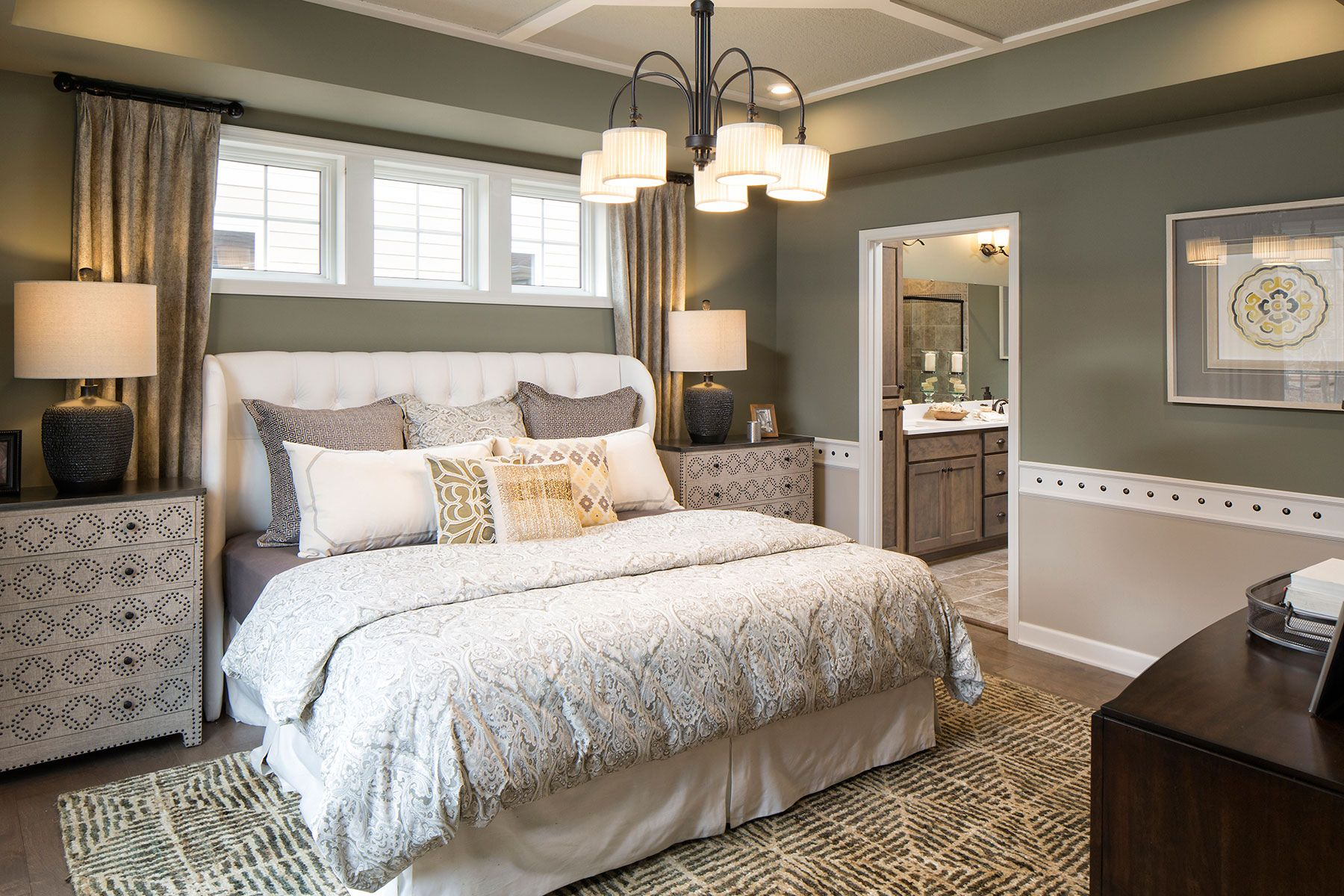 Bedroom featured in the Graystone By M/I Homes in Minneapolis-St. Paul, MN
