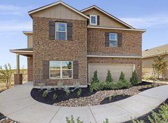 Cortez - Cinco Lakes: San Antonio, Texas - M/I Homes