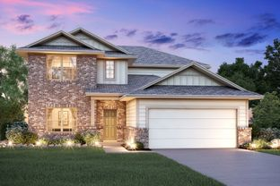 Magellan - Cinco Lakes: San Antonio, Texas - M/I Homes