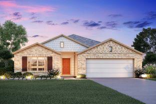 Boone - Sage Valley: San Antonio, Texas - M/I Homes