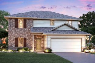 Cabot - Sage Valley: San Antonio, Texas - M/I Homes